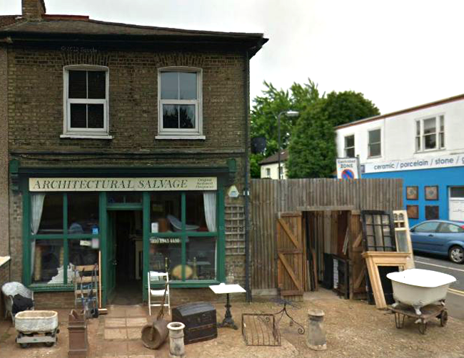 Architectural Salvage, Wimbledon
