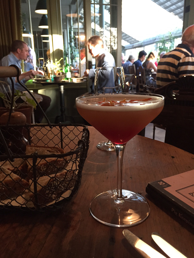 The Pig Brockenhurst review, Life by Lotte