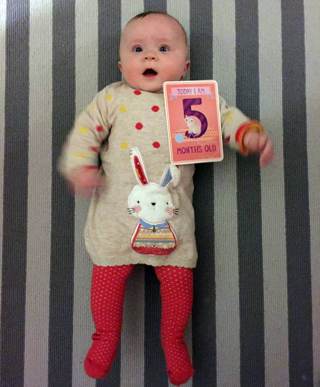 five-month-baby-update-lifebylotte