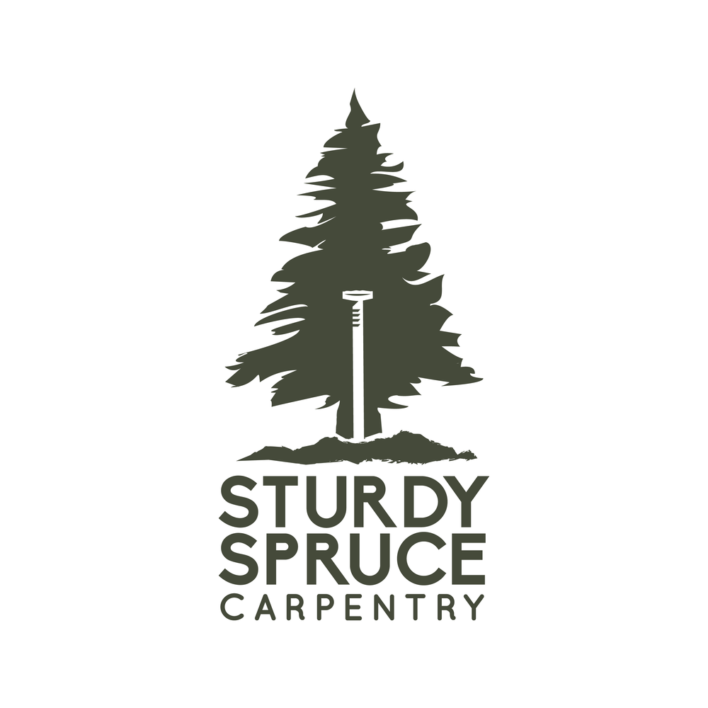 With over 10 years of experience in construction,   Sturdy Spruce Carpentry   provides excellent customer service in conjunction with skilled carpentry and workmanship for your project. No project is too small. Need a custom walk in closet? custom window casings? remodel of your living space? They are here for your craftsman woodworking project.