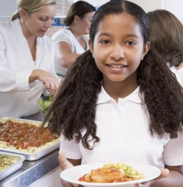 School Lunch Program - Holy Family School has partnered with EllaRay's Cafe for the 2018-2019 school year. Parents are able to buy and pay for lunches in our school's main office. EllaRay's Cafe provides a hot lunch daily. The bi-weekly menu provides a wide variety for students to be able to experience different foods, with an emphasis on fresh and seasonal ingredients. Each lunch costs $5.50.If you are interested in having EllaRay's Cafe deliver a healthy lunch to your child at school, please contact the school's main office at 301-894-2323.The orders will be submitted bi-weekly to the main office. The menu for September and further information is forthcoming.