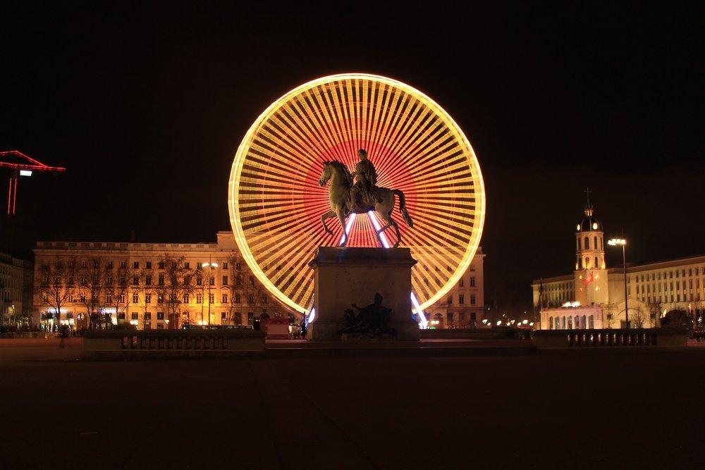 Lundi 17 décembre - Lyon