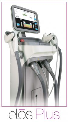 - SYNERON - CANDELA Motif Vantage 810 Diode and Bipolar Radiofrequency for Laser Hair RemovalThe Motif Vantage combines a fast 810nm diode laser (like the Vectus and Lightsheer) together with Bipolar Radiofrequency energy (RF) in the same pulse. Combining an 810 nm optical diode with RF energy is referred to as ELOS, or electrical optical synergy. The Motif VANTAGE runs off the Elos PLUS platform manufactured by Syneron Candela.