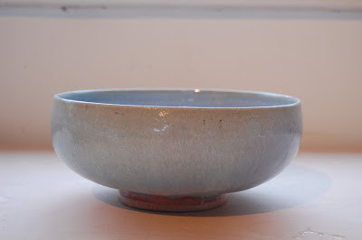 Chestnut Jun bowl
