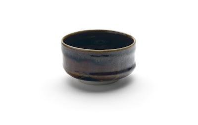 Ash glazed Chawan Teabowl