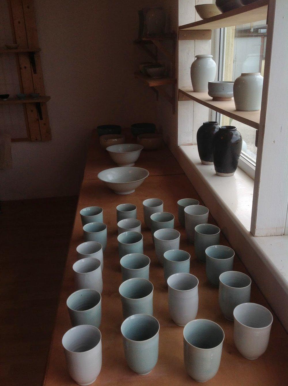 porcelain Yunomi