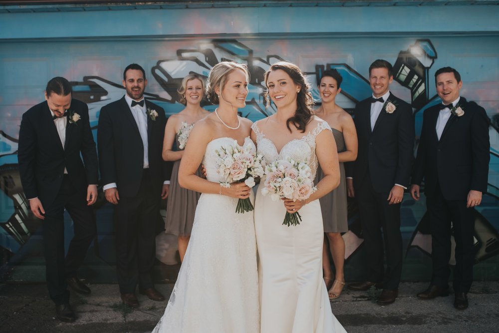 bridal-party-grafitti-alley-toronto-same-sex-wedding-willow-and-birch-photography-documentary-wedding-photographers.jpg