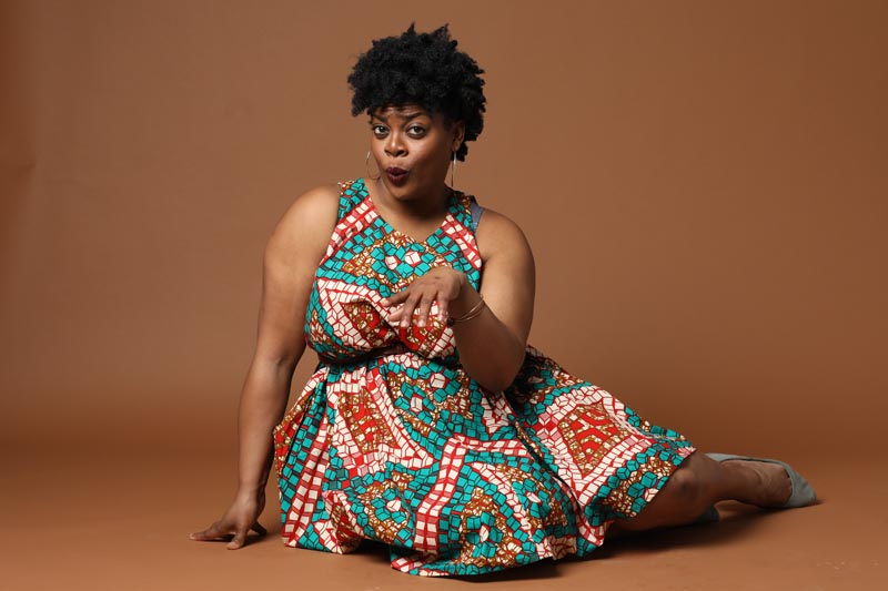 I 💕 a backstory... - Rashawn Nadine Scott is an actress, singer and comedian from Tacoma, Wa. She studied Theatre Arts at Western Washington University before moving to Chicago to pursue her career in comedy. The ever-optimistic Rashawn moved to the city in the dead of winter of 2013.(Who does that?) Thankfully she survived the winter and started taking improv classes and inserting herself into the improv community. Playing on independent teams and honing her skills.In 2014 Rashawn was a recipient of the inaugural Bob Curry Fellowship, an 8 week masterclass offered by the legendary Second City. Following the program Rashawn was tapped to understudy Second City's Mainstage and national touring company. She was also a featured player in the critically acclaimed collaboration between Second City + Hubbard Street Dance Company,The Art of Falling.Rashawn was then fast tracked both the E.T.C. and Mainstage at Second City. She performed in several revues, e.t.c's 39th revueSoul Brother, Where Art Thou?, 104th revue Fool Me Twice, Deja Vu, and the 105th revue The Winner of Our Discontent.Her work can be seen on Fox's Empire, NBC's Shrink, and the Netflix film Win It All. She's even been a featured panelist for Wait, Wait Don't Tell Me on NPR. In another life she would have been a glassblower but she's glad to be here with youRashawn is represented by Gray Talent Group, Inc.727 S Dearborn St #312, Chicago, IL 60605