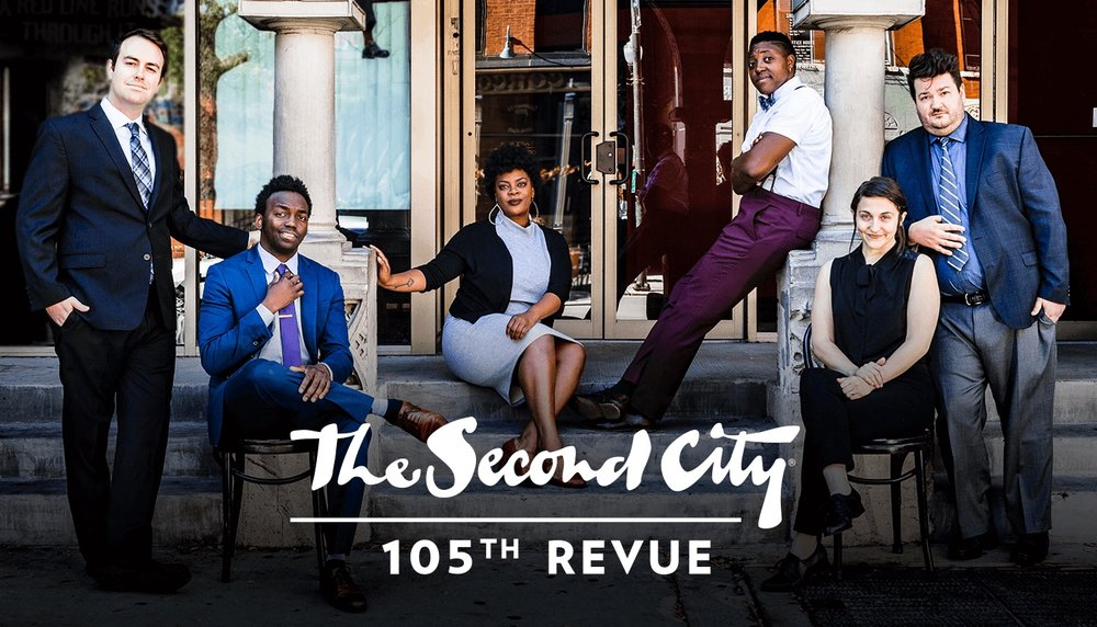 The Second City, 105th Revue Cast Photo