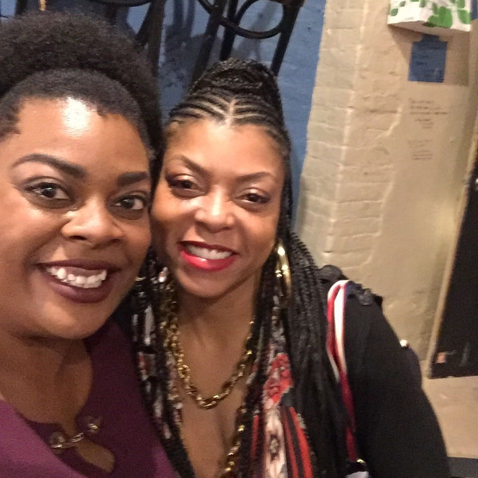 Taraji P. Henson, Backstage ETC