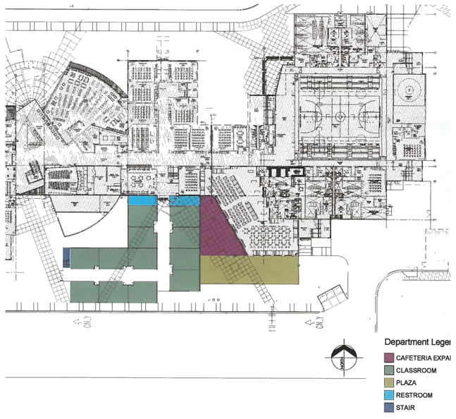 Proposed Expansion of Mountain View High
