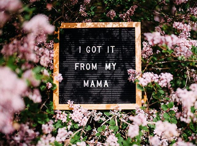 Happy Mother's Day to all of the Mamas out there! 💕