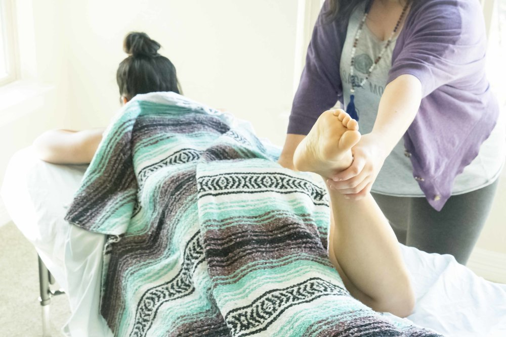 Sports   Sports Massage can be utilized either pre-activity or post activity. When this technique is used before your activity, the therapist will utilize stretching to allow the muscles and fascia to work through the full range of motion which will help to reduce the possibility of injury. When used post-activity the therapist will focus on muscle tissue recovery, focusing on flushing strokes to alleviate soreness in the muscle tissue.