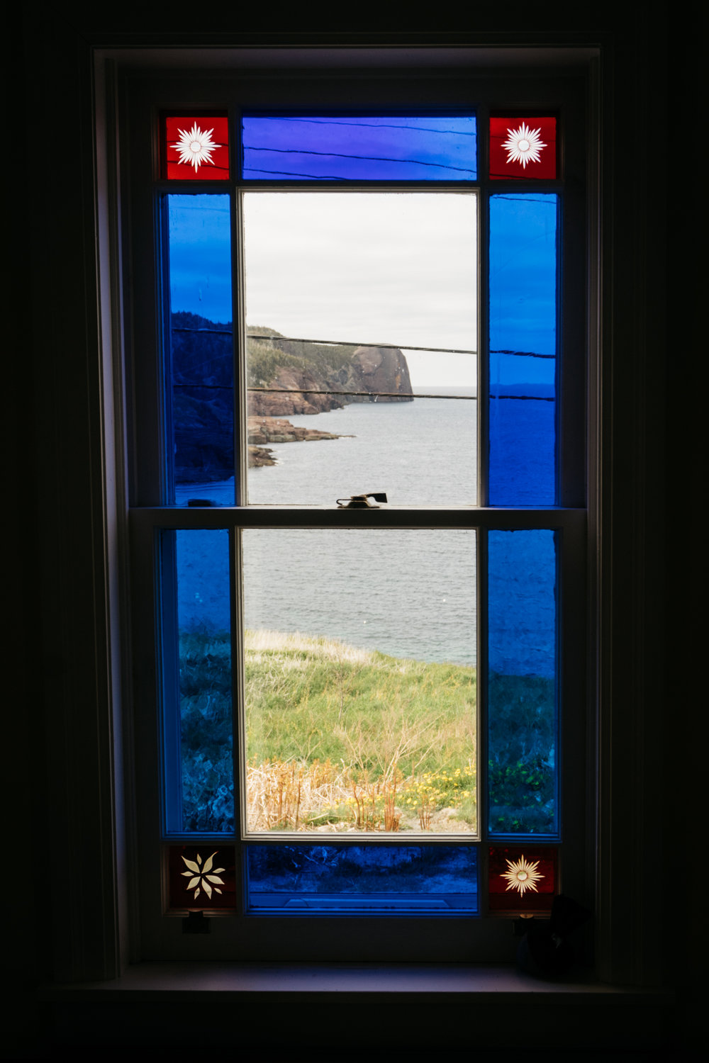Heritage Newfoundland House Window
