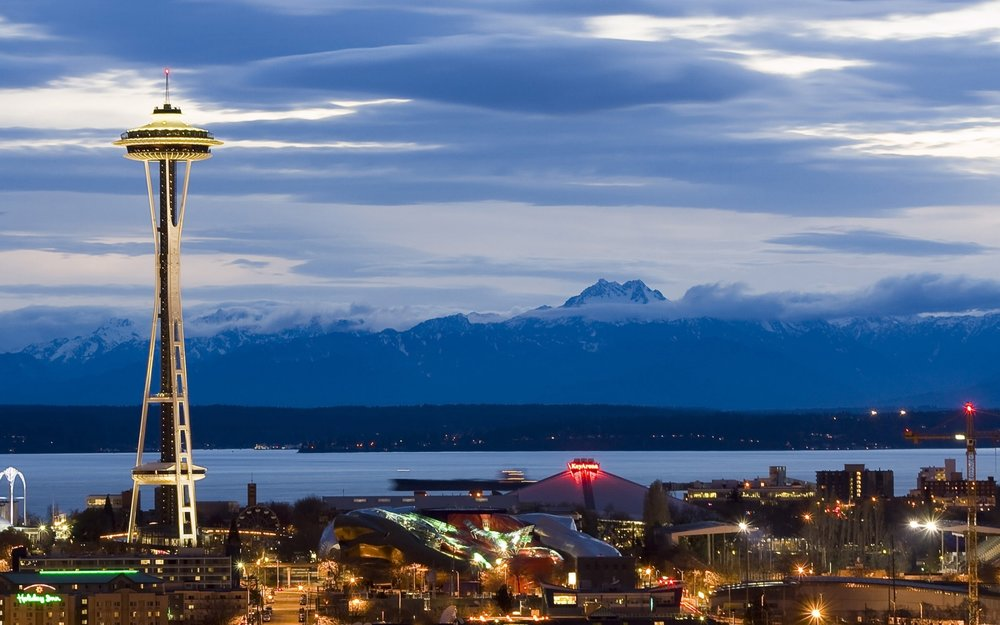 Seattle Space Needle -