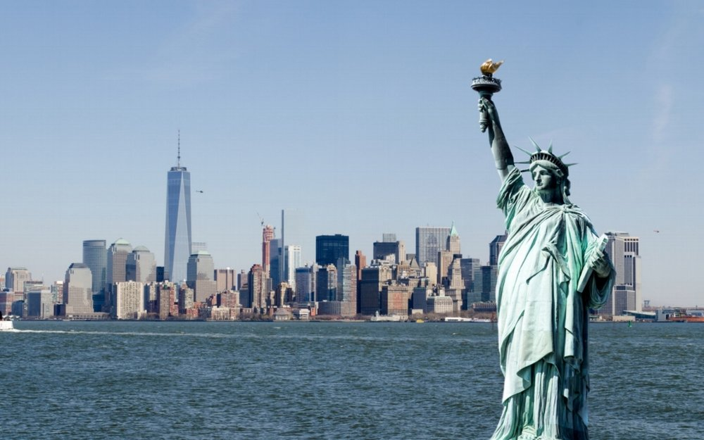 Statue of Liberty New York -