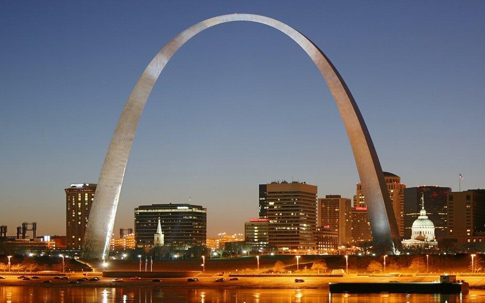 St. Louis Arch -