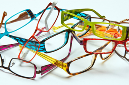 Plenty of frames to choose from