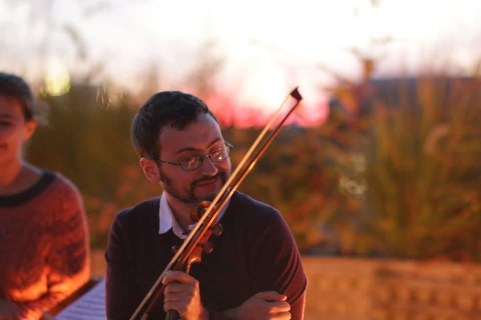 Lysander Jaffe - Boston-based violinist, violist, singer, and educator