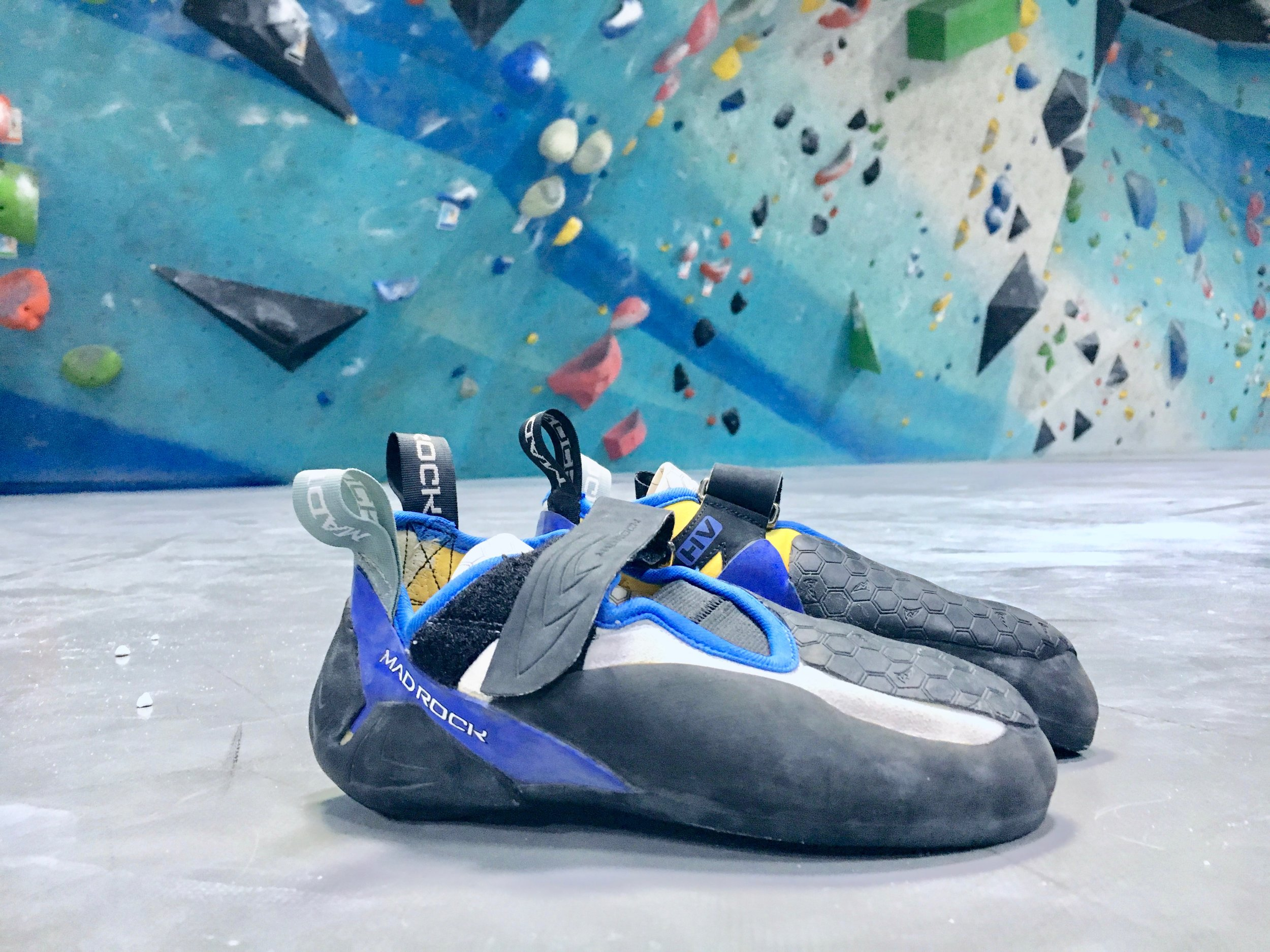 Mad Rock Drone High Volume Climbing Shoe