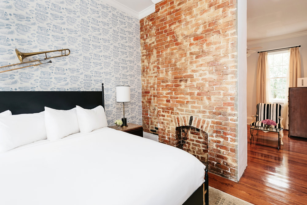 north millie wing - Three individual guest rooms share a common hallway that can be reserved together to create a private area for a large family or friends. Includes two Queen Superior rooms and one King Superior room. Accommodates up to six guests.