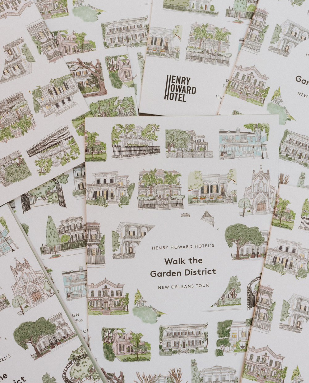 Walk the Garden District Tour