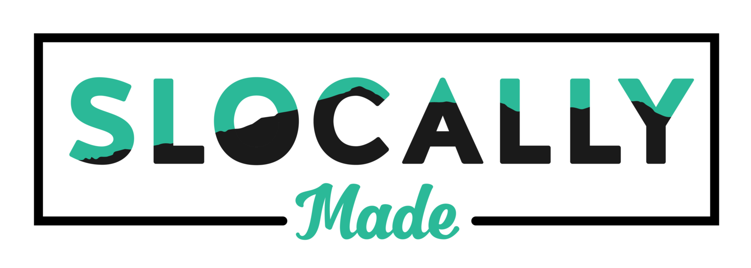 SLOCALLY MADE