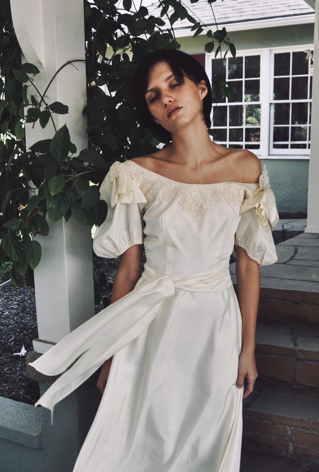 The FairyTale Wedding Dress — Koukla