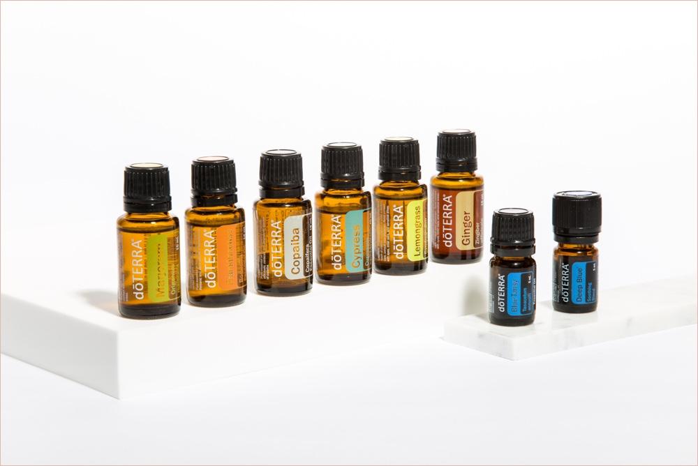 Cue Essential Oils -