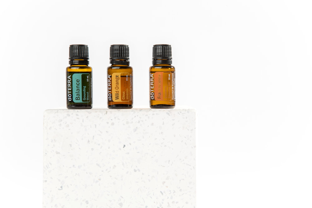 oil of truth - ... rids negative energy and increases clarity