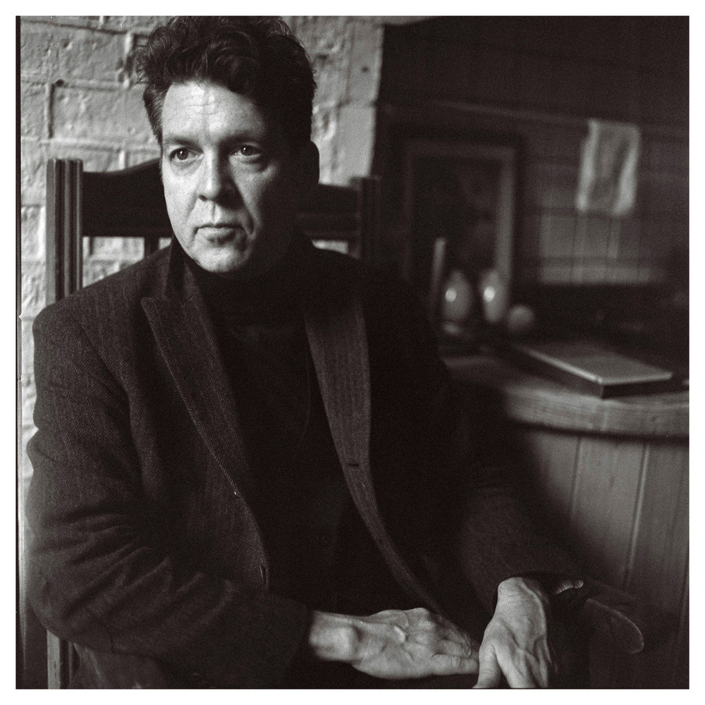 Joe Henry photographed by Glan Hansard
