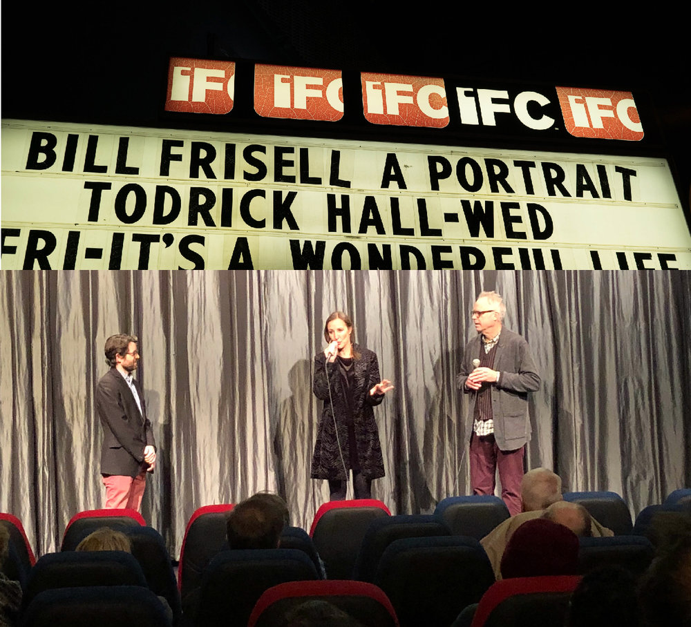 IFC opening night Q&A