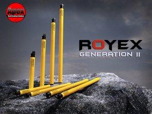 ROYEX GENERATION 2 TRAINING COURSE - Apex Rock Breaking solutions