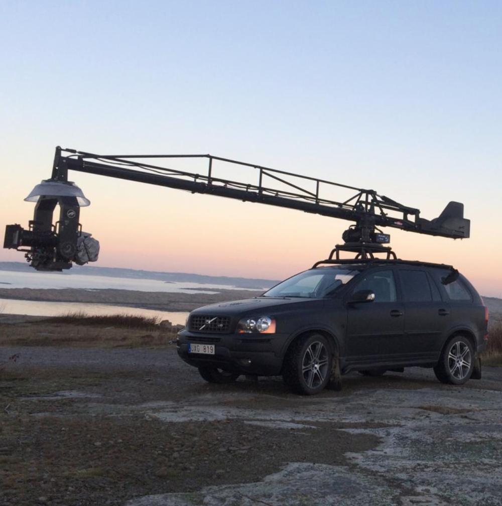 Volvo V8 XCorpion