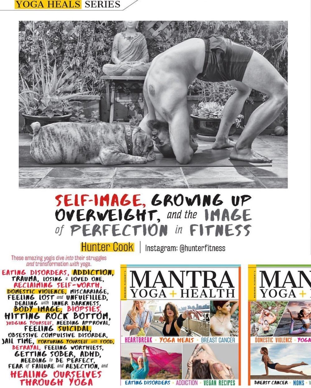 <p><strong>Mantra</strong>Magazine Feature<a href='https://instagram.com/p/BGrmV_VBWnL/'>More →</a></p>