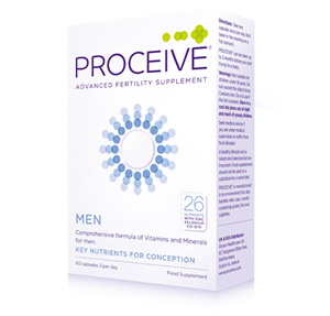Proceive Men's Fertility Supplements