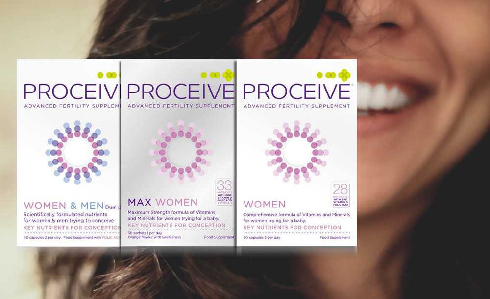 Proceive Fertility Supplements for Women