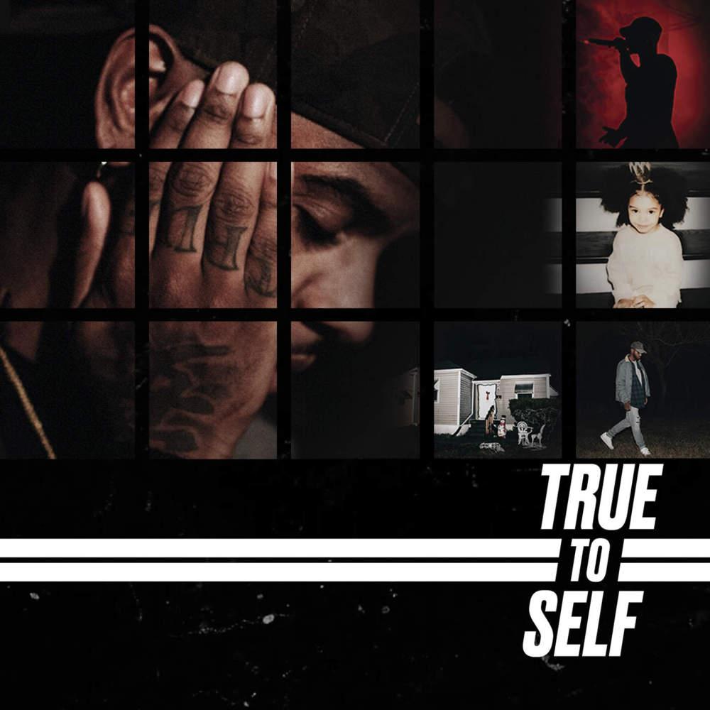 TRUE TO SELF ALBUM COVER