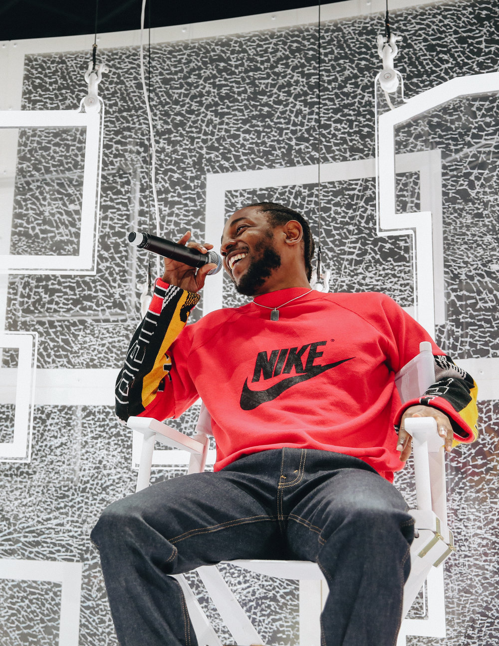KENDRICK LAMAR FOR NIKE