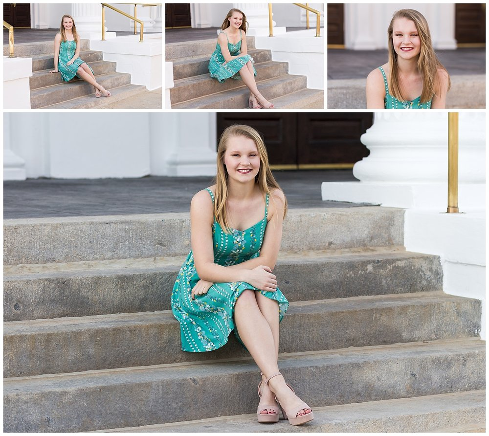 downtown opelika church senior pictures
