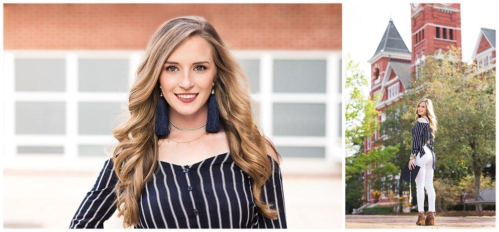 auburn graduation pictures - lauren beesley photography
