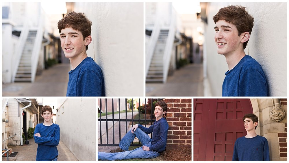 cole downtown auburn senior portraits lauren beesley photography