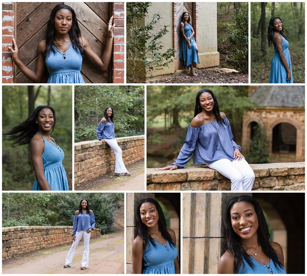 auburn al senior pictures - lauren beesley photography