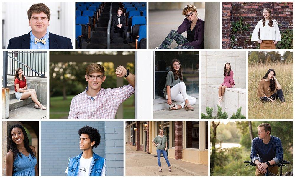 Class of 2018 Lauren Beesley Photography Seniors