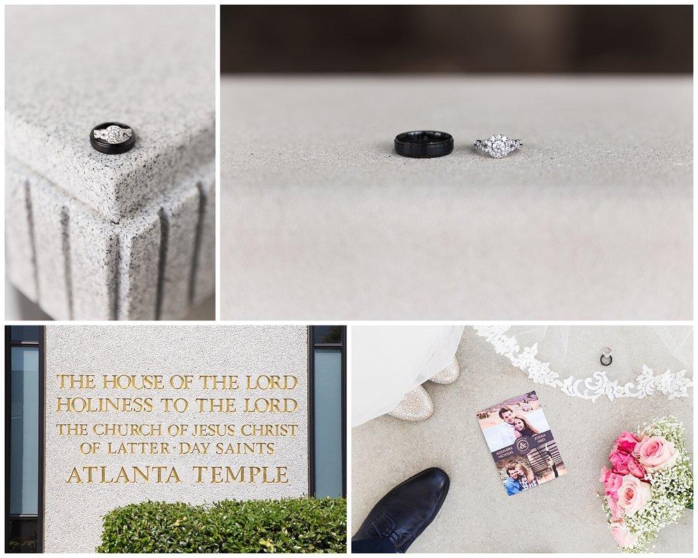 wedding details lauren beesley photography