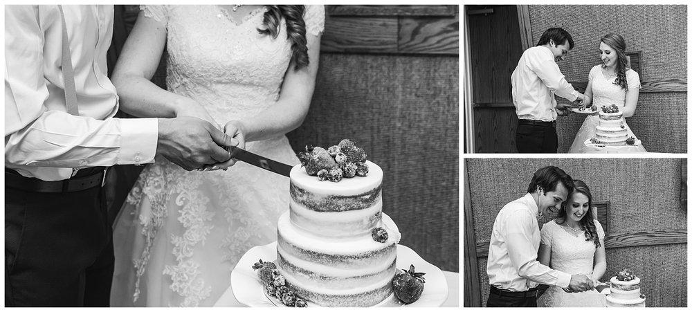 cake cutting wedding photography lbeesleyphoto