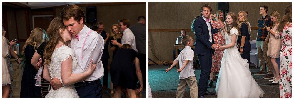 auburn wedding reception