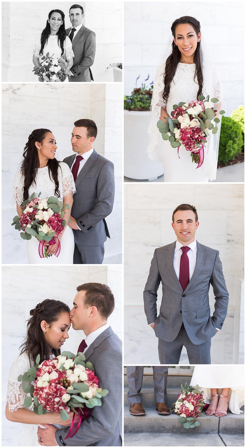 wedding photos birmingham alabama temple lauren beesley photography