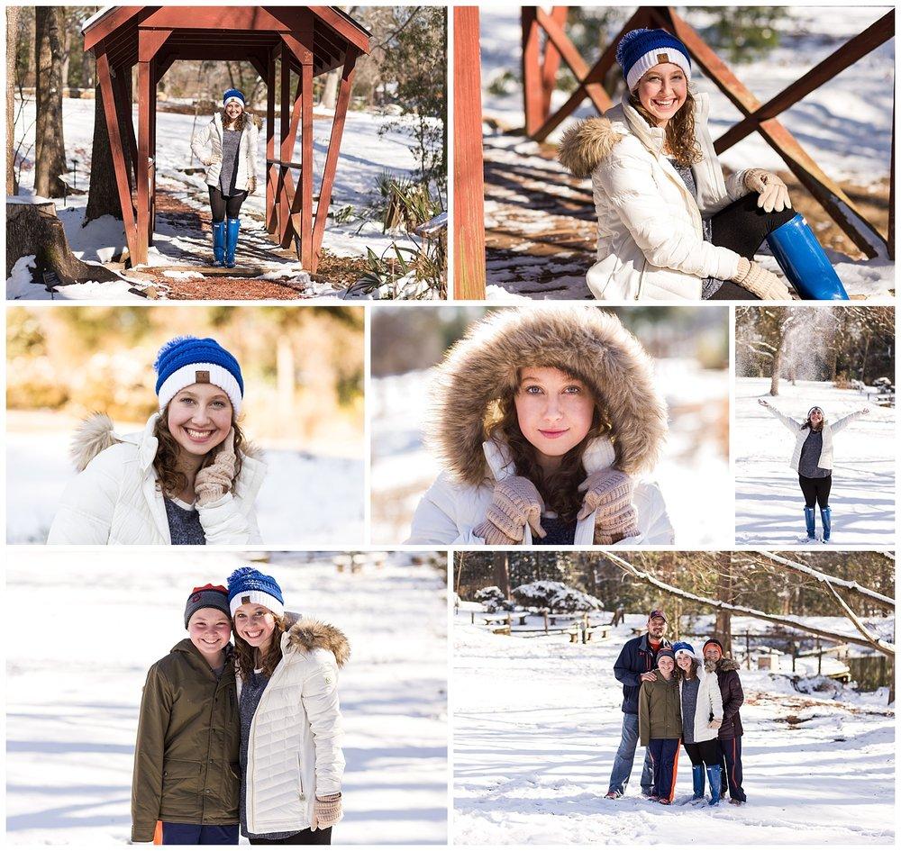 snow photos auburn alabama lauren beesley photography