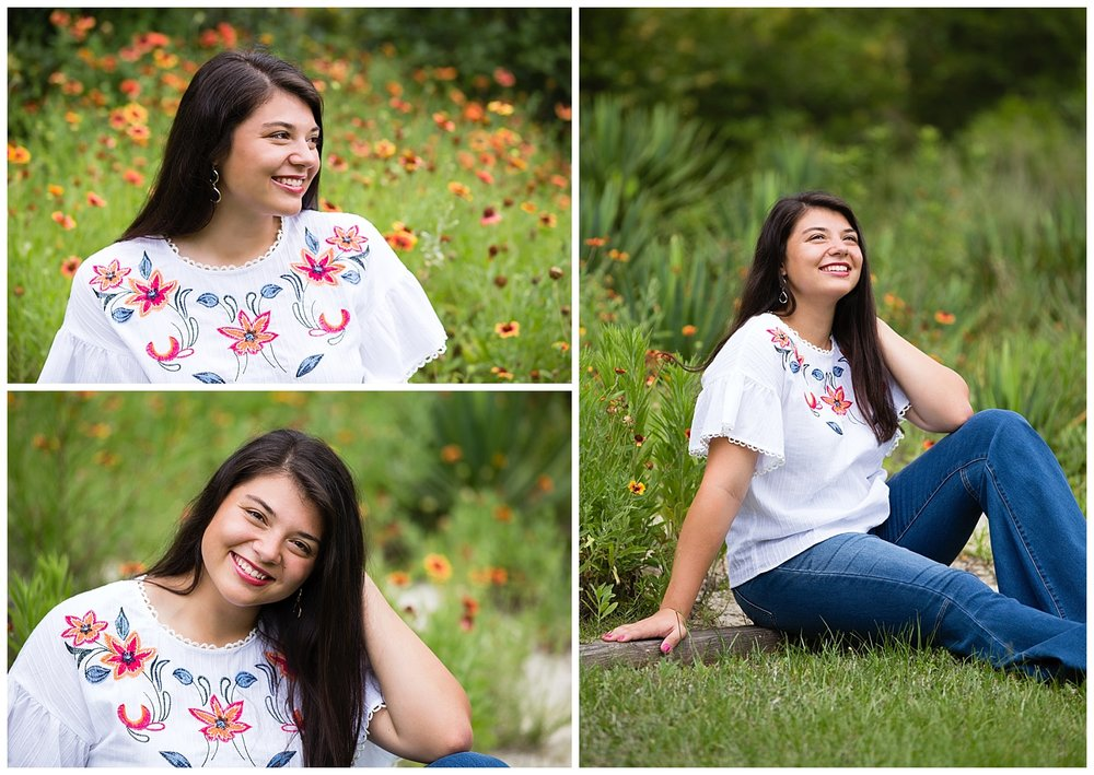 senior photos auburn arboretum lauren beesley photography